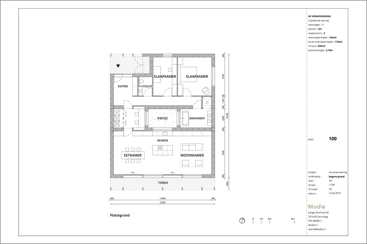 Ontwerp je huis zelf of met de hulp van een architect