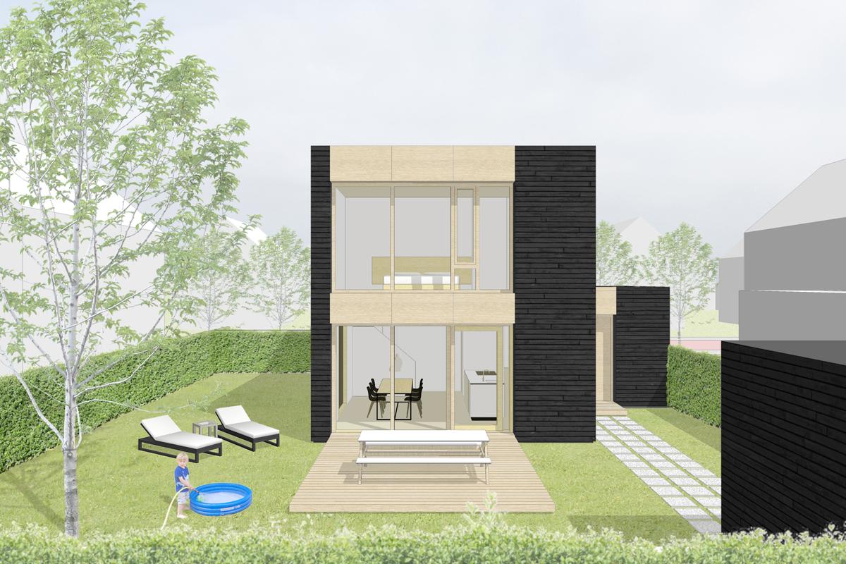 Zelf een betaalbaar vrijstaand huis bouwen